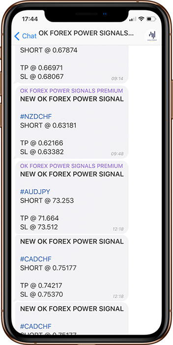 Ok Forex Power Signals Phone Telegram